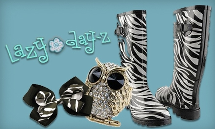 Lazy Dayz Gifts - Tulsa: $15 for $30 Worth of Gifts, Clothing, and More at Lazy Day-Z Gifts