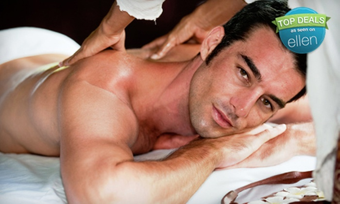 Sir Spa for Men - Uptown: Spa Services at Sir Spa for Men (Half Off). Four Options Available.