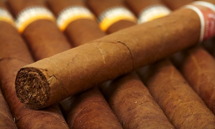 Dirty Dog Cigar Shoppe - McKeesport - White Oak: $15 for $30 Worth of Cigars and Accessories at Dirty Dog Cigar Shoppe in McKeesport