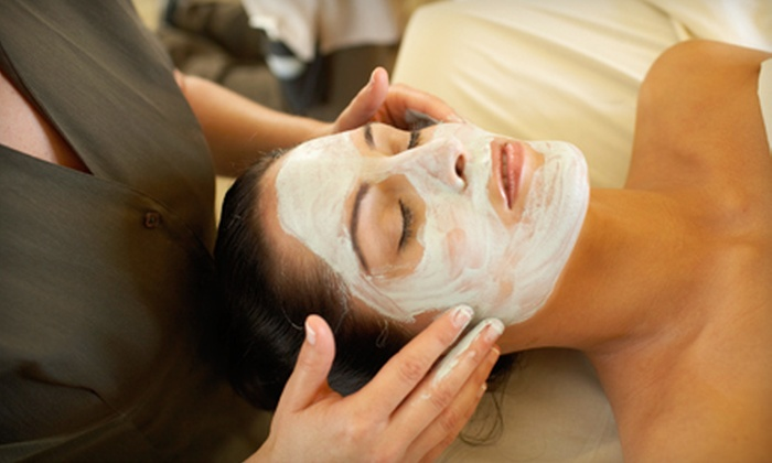 Firefly Farm and Day Spa - Multiple Locations: At-Home Microdermabrasion, Body-Scrub Mask, or Spa Retreat Package from Firefly Farm and Day Spa
