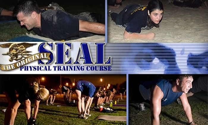 Original SEAL PT Course - Spring Valley: $30 for Two Weeks of Unlimited Body Camp or Four Weeks of P.E. In The Park Sessions from Original SEAL Physical Training Course