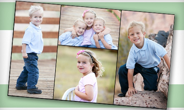 Joshua Ian Photography…by Design - Las Vegas: $49 for On-Location Photo Shoot with Prints and Storyboard from Joshua Ian Photography…by Design (Up to $320 Value)