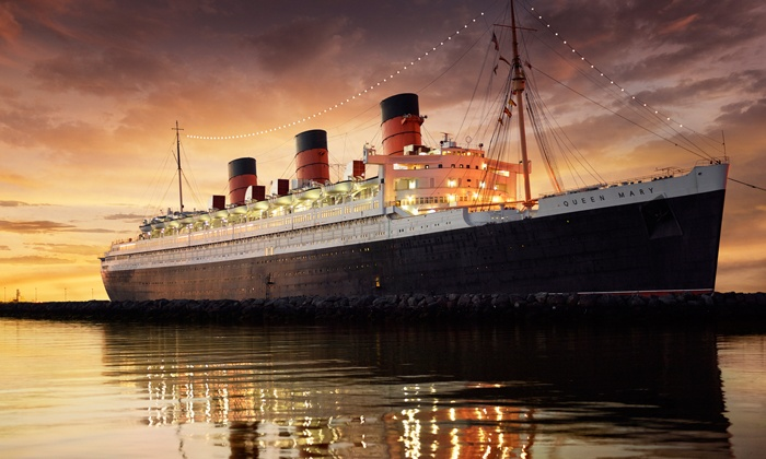 The Queen Mary's Tours and Attractions - Long Beach, CA: Grand Voyage Passport from The Queen Mary (50% Off)