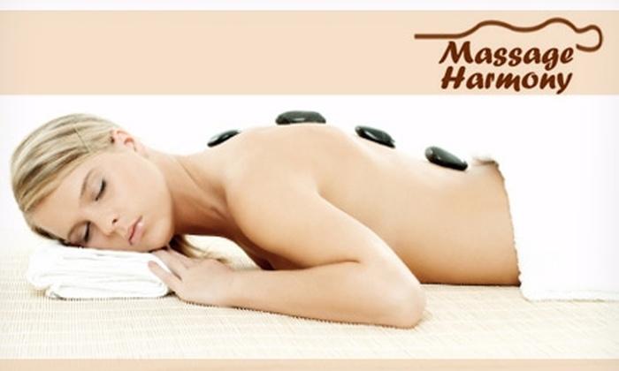 Massage Harmony  - Windsor Road: $18 for a 30-Minute Massage at Massage Harmony