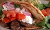 GYROasis Gyro & Kebab - Royal Ridge: $7 for $15 Worth of Mediterranean Fare at Gyro Oasis  in Irving