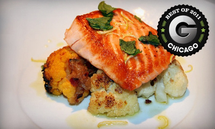 Bistro One West - St. Charles: $25 for $50 Worth of Steak, Seafood, and Pasta at Bistro One West in Saint Charles