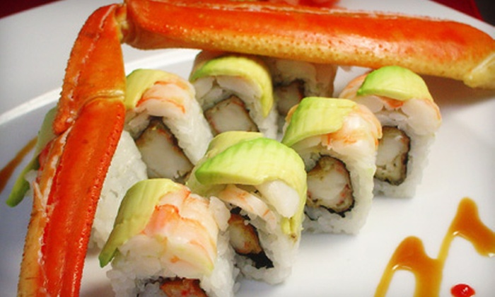 Zipangu Hiro - Lake Forest: $20 for $40 Worth of Sushi and Hibachi Fare at Zipangu Hiro in Lake Forest