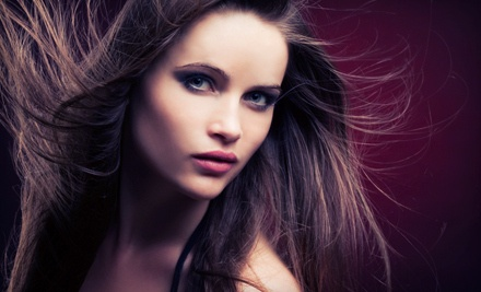 Women's Precision Cut, Blow-Dry Style, and Deep-Conditioning Treatment (a $185 value) - Orange Berlin in Los Angeles
