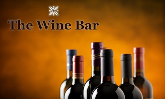 The Wine Bar San Francisco - South Coastside: $15 for $30 Worth of Fare and Drinks at The Wine Bar in Princeton Harbor