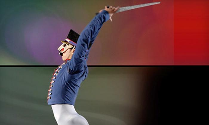 "Tulsa Ballet's ""The Nutcracker"" - Multiple Locations: Admission to the Tulsa Ballet's ""The Nutcracker"" at Tulsa Performing Arts Center (Half Off). Six Options Available."
