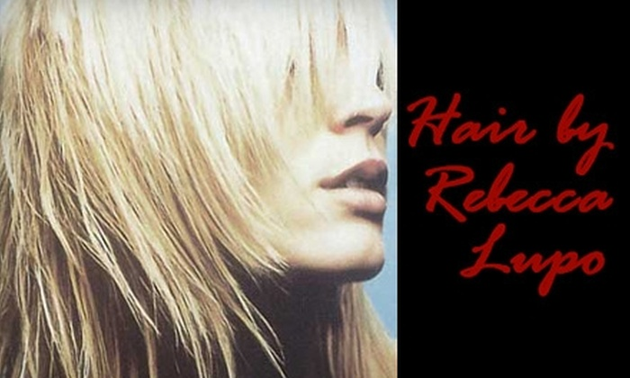 Rebecca Lupo Hair - Avondale: $175 for a Brazilian Keratin Treatment with Rebecca Lupo Hair