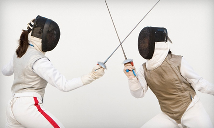Sheridan Fencing Academy - Upper East Side: One or Two Months of Unlimited Fencing Classes or One Month of Kids' Fencing at Sheridan Fencing Academy (Up to 74% Off)