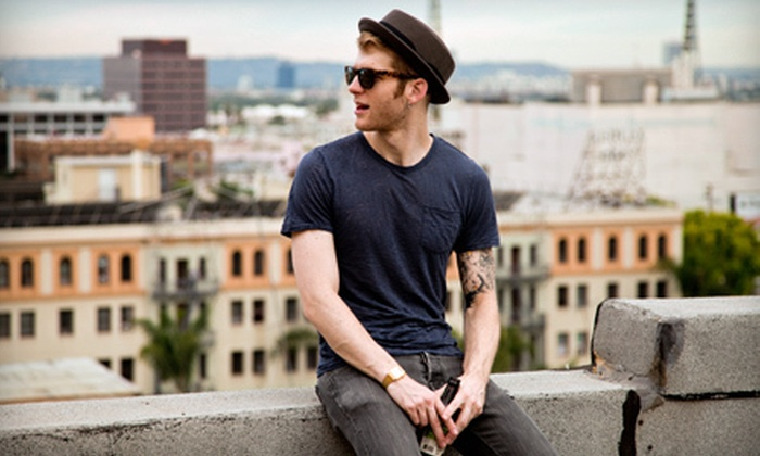 Swag of the Month: 6- or 12-Month Men's Designer T-Shirt Membership from Swag of the Month (Up to 56% Off)