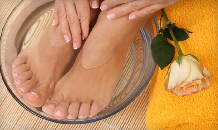 All Seasons Salon and Day Spa - Kennebunkport: Mani-Pedi, a 2-Hour Spa Outing, or a 3.5-Hour Spa Outing at All Season Salon and Day Spa