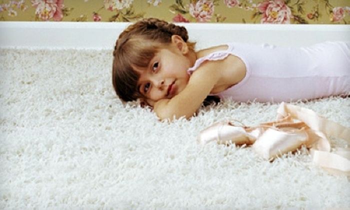 ProDry - Des Moines: $45 for $100 Worth of Carpet-Cleaning Services and More from ProDry