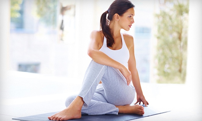 Evolation Yoga - Multiple Locations: 10 Classes or Two Months of Unlimited Classes at Evolation Yoga (Up to 66% Off)