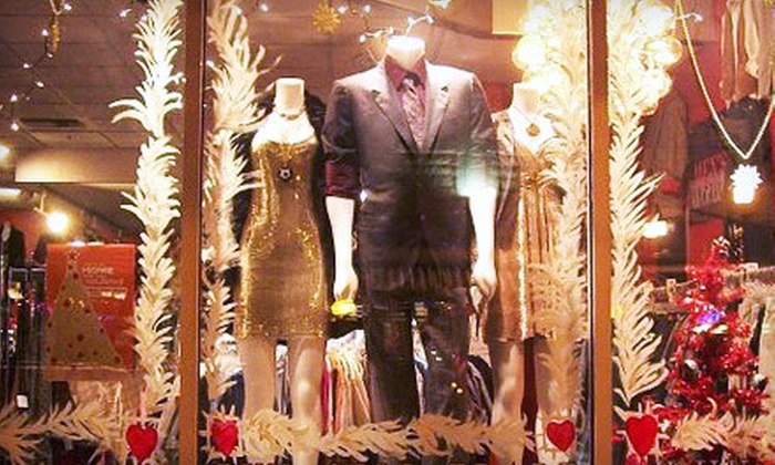 Lux Fashion Lounge - Downtown: $5 for $10 Worth of New and Recycled Apparel at Lux Fashion Lounge