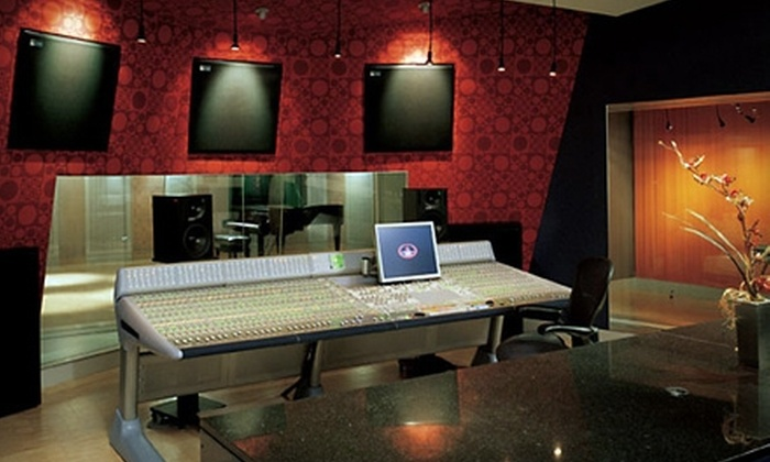 Firehouse Recording Studios - Old Pasadena: Two Hours of Studio Time at Firehouse Recording Studios in Pasadena. Choose Between Two Options.