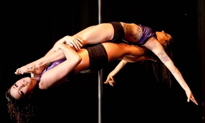 Pole Kraze - Murrieta: $25 for Two Pole-Dancing Classes at Pole Kraze ($60 Value)