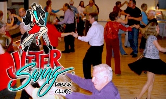 JitterSwing Dance Clubs - Multiple Locations: $15 for Six Dance Classes at JitterSwing Dance Clubs