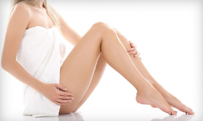 Tomball Laser Boutique - Hirschfield Farms: One or Three Laser Vein-Removal Treatments at Tomball Laser Boutique (Up to 73% Off)