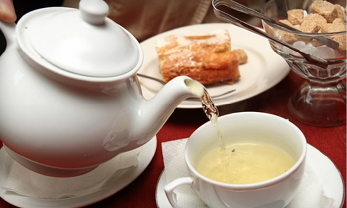 Nibbles Café  - Tulsa: $18 for Afternoon High Tea for Two at Nibbles Café ($36 Value)