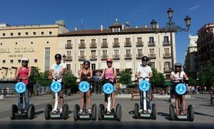 Ruta en segway por el Madrid de los Austrias para 1 o 2 personas desde 19,95 €