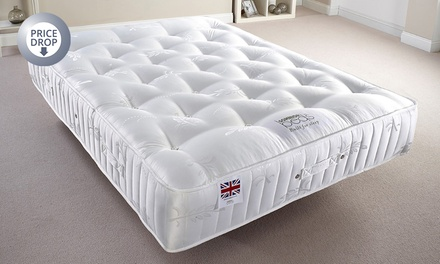 3000 Optimum Pocket Sprung Mattress from £179.99 With Free Delivery (Up to 69% Off)