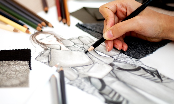 SKA Academy of Art and Design - Duluth: $25 for Online Art Class from SKA Academy of Art and Design ($50 Value)