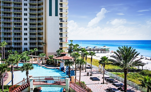 Shores of Panama by Emerald View Resorts - Panama City Beach, FL : Stay at Shores of Panama by Emerald View Resorts in Panama City Beach, FL. Dates into February.
