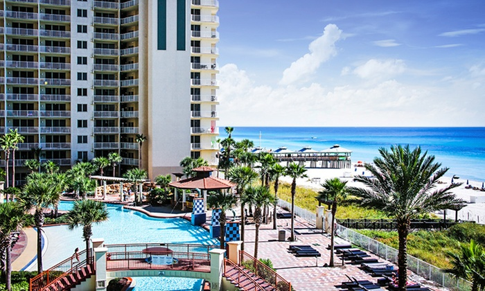 Shores of Panama by Emerald View Resorts - Panama City Beach, FL : Stay for Up to Eight at Shores of Panama by Emerald View Resorts in Panama City, FL, with Dates into February