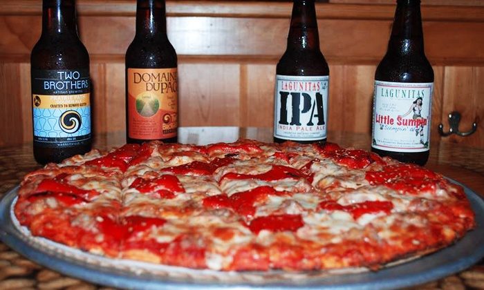 Bill's Pizza & Pub - Multiple Locations: $12 for $20 Worth of Pizza and Drinks at Bill's Pizza & Pub