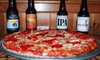 Bill's Pizza & Pub - Multiple Locations: $11 for $20 Worth of Pizza and Drinks at Bill's Pizza & Pub