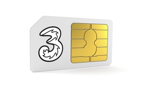 MR.PHONE: SIM ricaricabile H3G con 8 € di ricarica