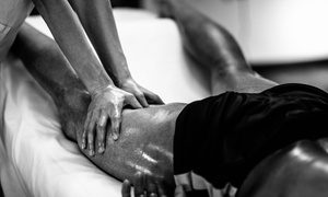 A&C Rehabilitation: 55-Minute Sports Massage with Consultation and Optional Follow-Up Session at A&C Rehabilitation (Up to 57% Off)
