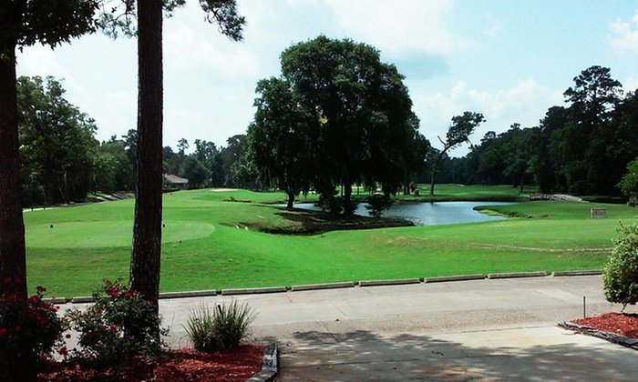 River Plantation Country Club - River Plantation Country Club: $25 for Five Rounds of Golf and Six Buckets of Range Balls at River Plantation Country Club ($325 Value)