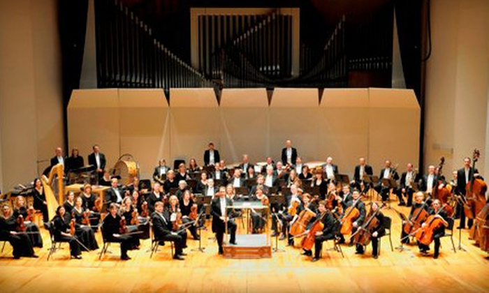 Lincoln's Symphony Orchestra - Lincoln: Two or Four Tickets to Lincoln's Symphony Orchestra at Lied Center for Performing Arts
