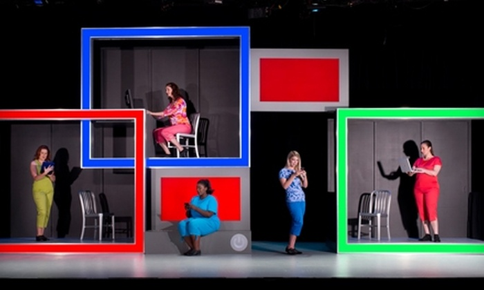 """""""The Mommies – A Musical Blog"""" - Lincoln Park: One Ticket to """"The Mommies – A Musical Blog"""" at the Royal George Theatre. 26 Options Available."""