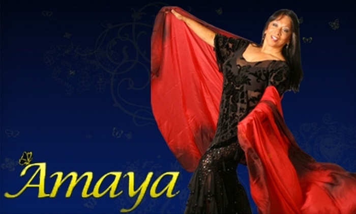 Amaya Productions - Manzano Mesa: $15 for Four Belly-Dancing Classes from Amaya Productions ($35 Value)