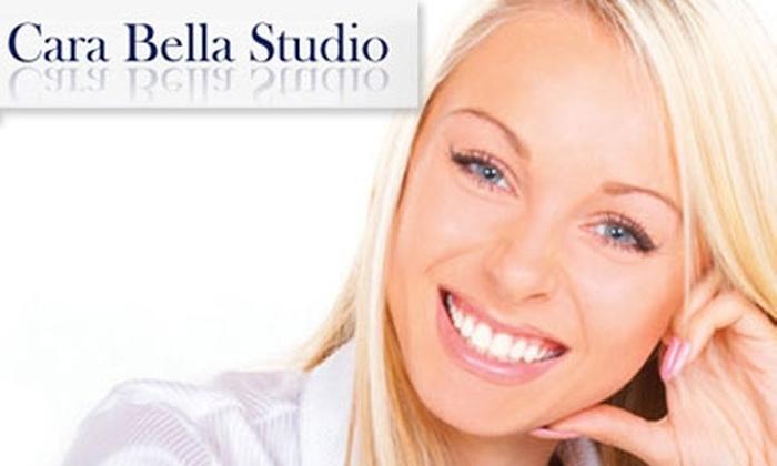 Cara Bella Studio - Greenwood Village: $104 for an In-Office Laser Teeth Whitening at Cara Bella Studio in Greenwood Village ($325 Value)