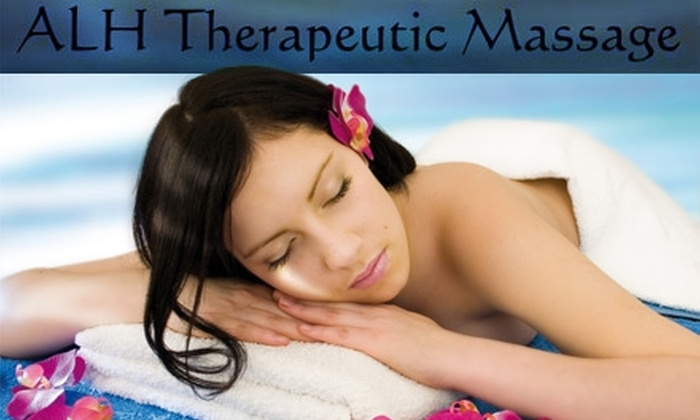 ALH Therapeutic Massage - Las Vegas: $39 for a One-Hour Signature Aromatherapy Massage at ALH Therapeutic Massage ($80 Value)