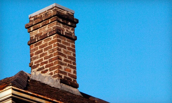 Metro Gutter & Home Services, Inc. - Cameron Park: One or Two Professional Chimney Sweeps and Inspections from Metro Gutter & Home Services, Inc. (Up to 57% Off)