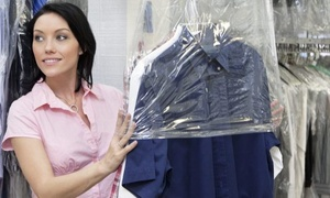 Green Clean Cleaners: Up to 50% Off Dry Cleaners at Green Clean Cleaners