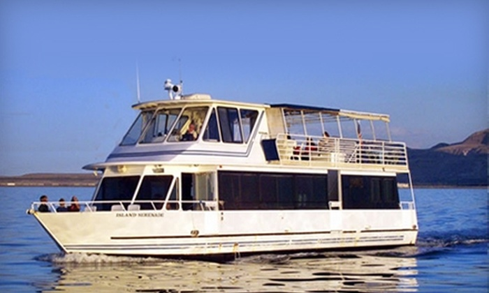 Delta Discovery Cruises Stockton - Pittsburg: $34 for a Two-Hour Yacht Cruise from Delta Discovery Cruises in Pittsburg ($68 Value)
