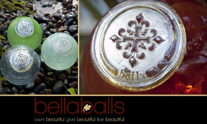 Bellaballs: $20 for $40 Worth of Handcrafted Glass Floats from bellaballs