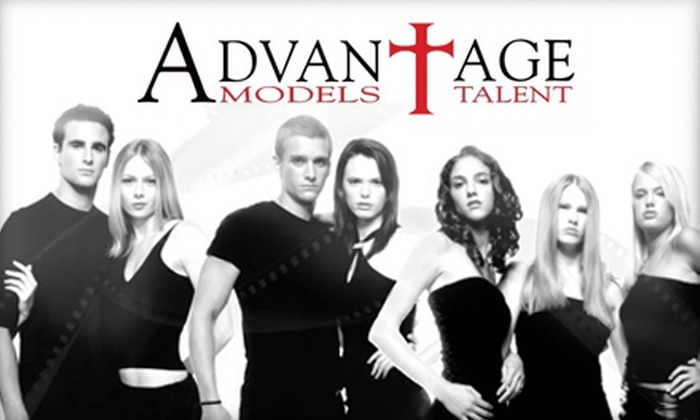 Advantage Models & Talent - Franklin: $50 for a Three-Hour Modeling 101 Workshop and Photo Shoot from Advantage Models & Talent ($295 Value)