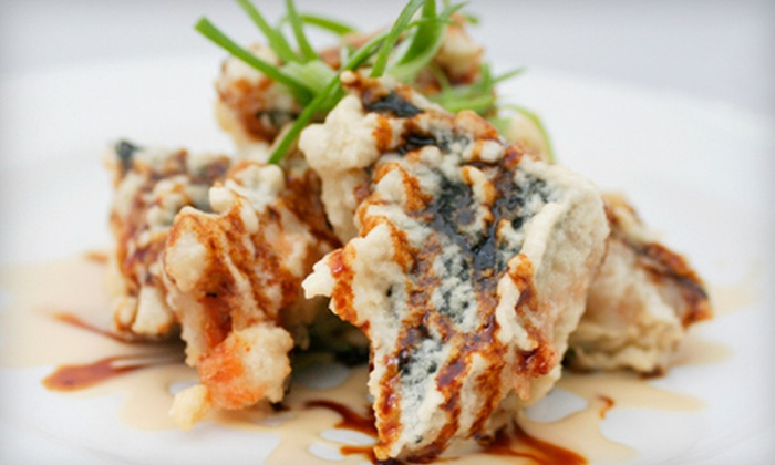 Yuga Restaurant - Coral Gables Section: $15 for $30 Worth of Modern Asian Cuisine and Drinks at Yuga Restaurant in Coral Gables