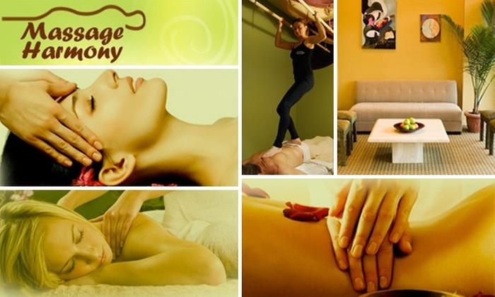 Massage Harmony  - West Lake Hills: $22 for Hour-Long Massage at Massage Harmony