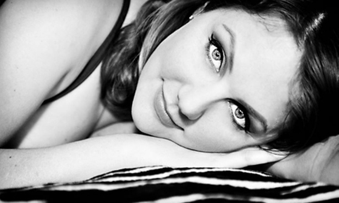 Stephina Photography - Kearny Mesa: $99 for a 45-Minute Boudoir Photo-Shoot Package at Stephina Photography ($325 Value)