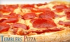 Tumblers Bar & Grill - Whitmore Park: $10 for $20 Worth of Pizza Pies and More at Tumblers Pizza